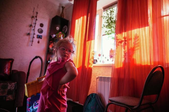 © Фото: Александр Ануфриев Маша дома