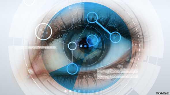 Своими новыми глазами Фрэн Фултон видит электрические импульсы, которые надо научиться интерпретировать