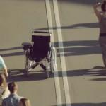 Говорящее инвалидное кресло напомнило москвичам о невидимых людях