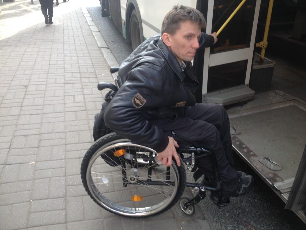 в инвалидов знакомство коляске для