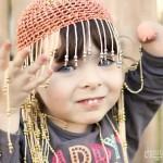 Волшебные фотографии однорукой девочки