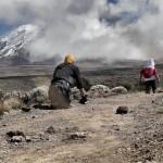 Трое и Килиманджаро