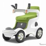 Suzuki представила концепт мобильного скутера – UT Concept