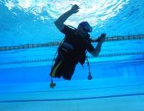 В Тюмени инвалидов готовят к подводному экстриму