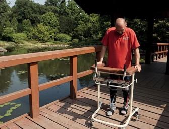 Способность ходить вернула инвалиду пересадка клеток из носа в спинной мозг