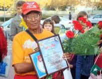Якутский бегун Петр Наумов завершил марафон Ильмень–Севастополь
