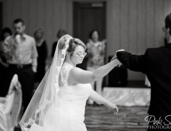 Свадьба девушки с синдромом Дауна