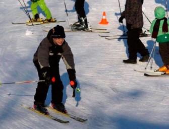 Дети-инвалиды встанут на лыжи
