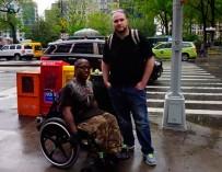 Wheely: Мобильное приложение для инвалидов-колясочников
