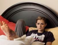 Американка перед ампутацией ноги обратилась к ней с прощальным письмом