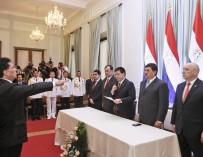 В Парагвае впервые в истории незрячий человек стал послом