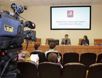 Пресс-конференция Владимира Петросяна