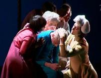 Аутисты находят себя на сцене театра