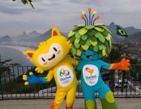 В Бразилии презентовали талисманы Олимпиады и Паралимпиады 2016 года