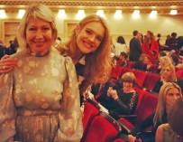 «Растить особенного ребенка совсем не гламурно». Наталья Водянова посвятила свою награду «Женщина года по версии Glamour» маме