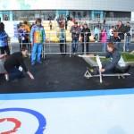 Тренировка в Олимпийском парке. Фото: Андрей Григорьев