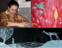 Незрячая художница Лариса Павлова: «Нужно делать не то, что наиболее возможно, а то, к чему стремится душа»