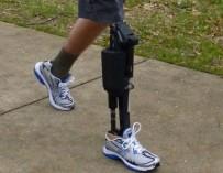 Техасский университет разработал роботизированный протез ноги