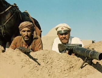 Фильм «Белое солнце пустыни» адаптирован для людей с ограниченными возможностями