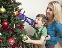 Протез руки – рождественский подарок пятилетнего мальчика