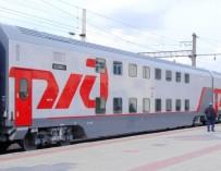 Запущен новый двухэтажный фирменный поезд №5/6 Москва–Петербург
