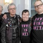 Музыканты-панки с синдромом Дауна вышли в отборочный этап Евровидения-2015