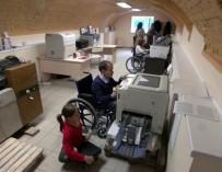 В Пензе открылся благотворительный реабилитационный центр для инвалидов «Квартал Луи»