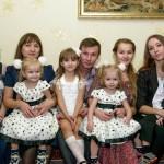 Морские звезды семьи Гудочкиных