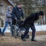 Власти Рузы на себе проверили доступность городской среды для инвалидов