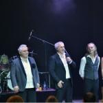 Валерий Меладзе в Тюмени спел песню с мальчиком-инвалидом