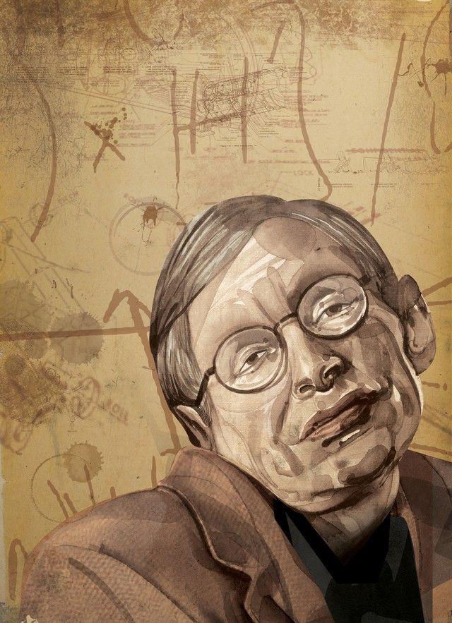 Стивен Хокинг Профессор, 73 года, Англия