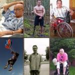 10 настоящих мужчин: биографии и фотографии