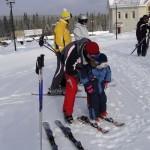 Исцеляющая лыжня
