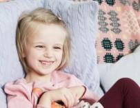 Холли Гринхау: Юная модель с церебральным параличом