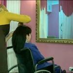 В Ингушетии открылся салон красоты, где все обустроено для удобства инвалидов