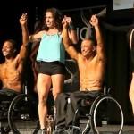 В США прошли соревнования культуристов — колясочников