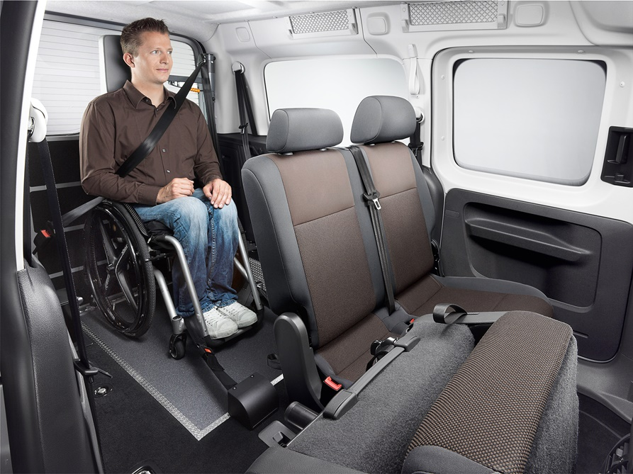 фольксваген для инвалидов