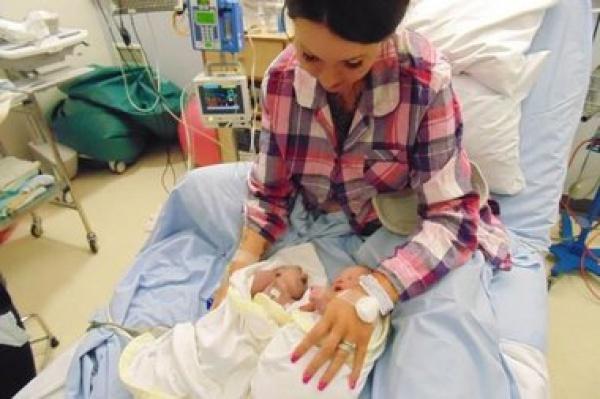 Тедди прожил после рождения всего 100 минут, но успел подарить жизнь другому человеку