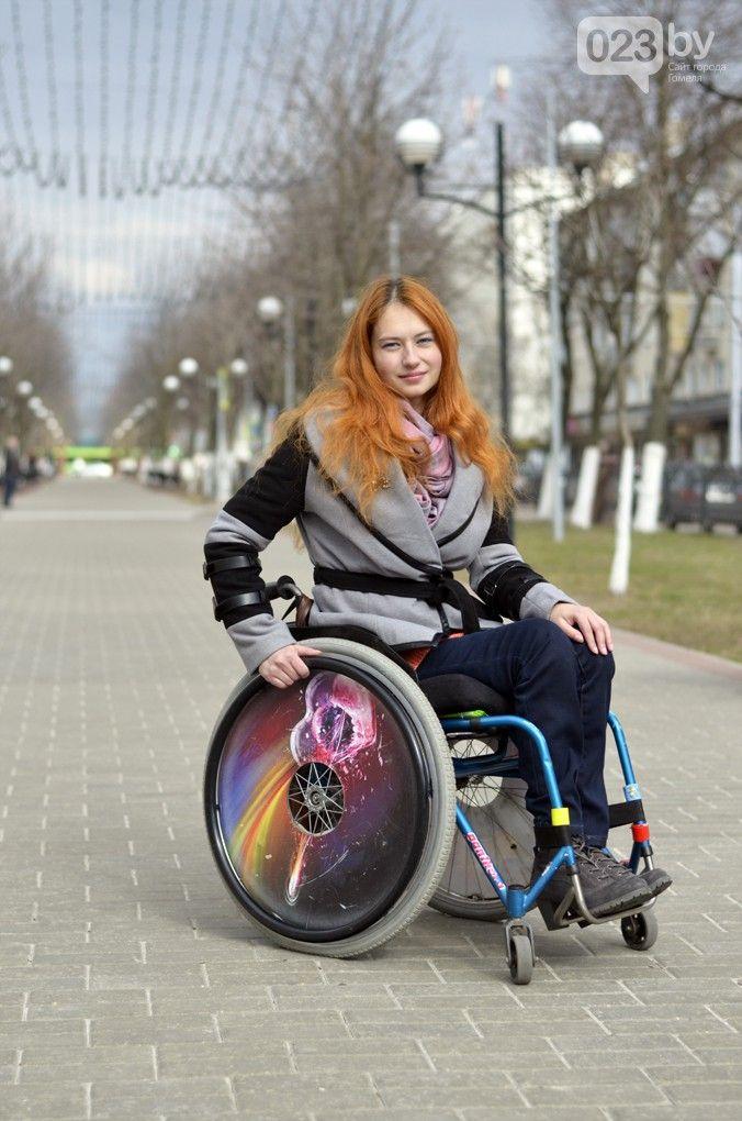 С знакомства инвалидами девушкой и