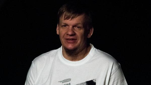 """Андрей Афонин, режиссер театральной студии """"Круг II"""""""