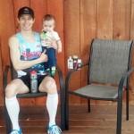 Отец больного ребенка выиграл 3 марафонских забега за 8 дней, чтобы оплатить медицинские счета
