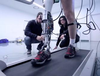 Первые в мире бионические протезы ног проекта CYBERLEGS в ближайшее время появятся в свободной продаже