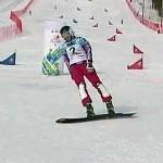 Сноубордистка Мария Капусткина завоевала золотую медаль на Сурдлимпийских играх в Ханты-Мансийске