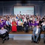 В Москве награждены победители и лауреаты VI Фестиваля социальных интернет-ресурсов «Мир равных возможностей»