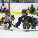 Следж-хоккей помогает детям с инвалидностью шире смотреть на мир