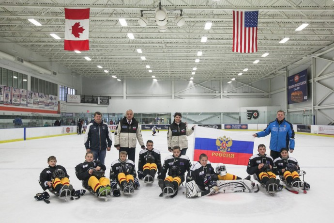 """Команда """"Ладога"""" на турнире в США, октябрь 2014"""