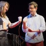 Грег Гейдж: Как своим мозгом контролировать чужую руку