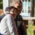 Случайная встреча помогла двум инвалидам-колясочникам обрести любовь