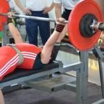 Питерские инвалиды поставили рекорд на ЧР по пауэрлифтингу
