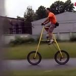 Петербургский изобретатель собирает велосипеды для инвалидов и детей с ДЦП